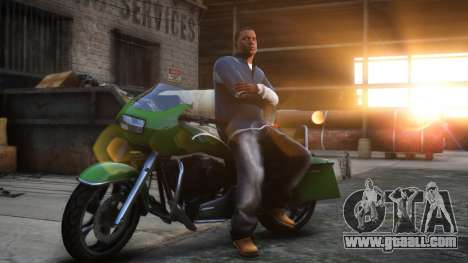 GTA5: the developers have called the tour Los Santos «digital vacation»