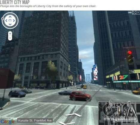 Live map of liberty city
