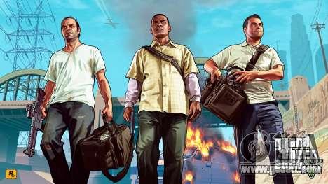 Fresh screenshots GTA 5