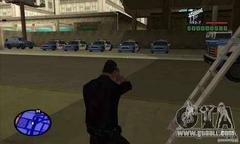 San Andreas Multiplayer: ingame screenshot