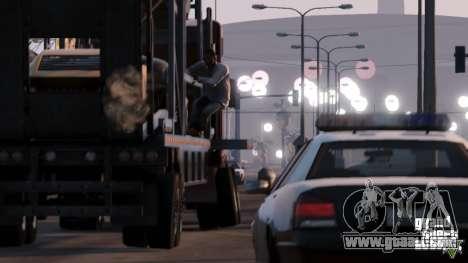 Four new screenshots from GTA 5 (business)
