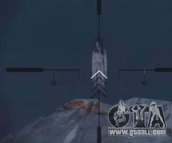 призрак горы Gordo в GTA 5