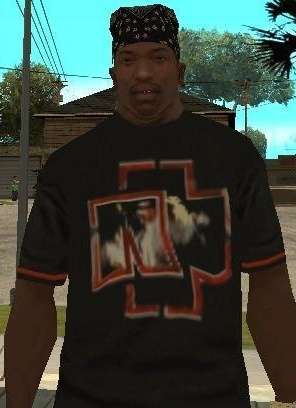 Clothes for GTA San Andreas with automatic installation