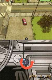 Grand Theft Auto Chinatown Wars + DS emulator for PC