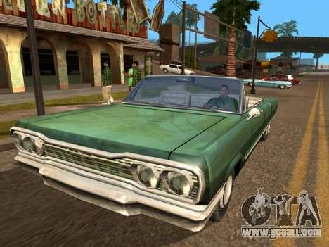 Grand Theft Auto San Andreas for iOS screenshot