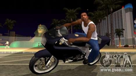 Screenshot of GTA San Andreas for Android