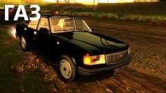 ГАЗ for GTA San Andreas