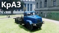 КрАЗ for GTA 4