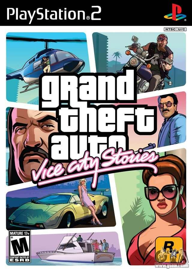 7 years from the date of release of GTA VCS for PS2 in Australia and Europe