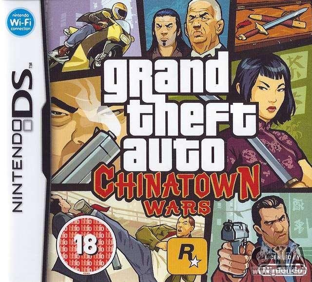5 ans à compter de la na de sortie de GTA CW pour la Nintendo DS