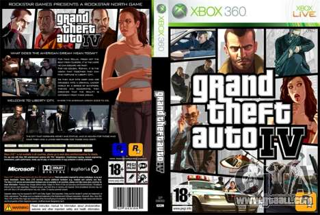 6 years from the date of the first release of GTA 4 for Xbox and PS