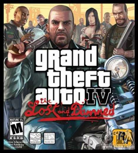 4 years ago the release of GTA 4 TLAD in North America