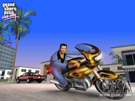 the European release for PC GTA VC