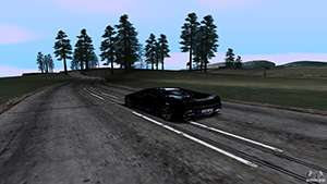 New Roads v1.0 for GTA San Andreas