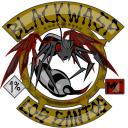 Black Wasp logo