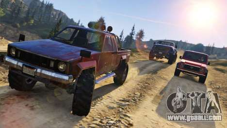 a Dozen new missions for GTA Online