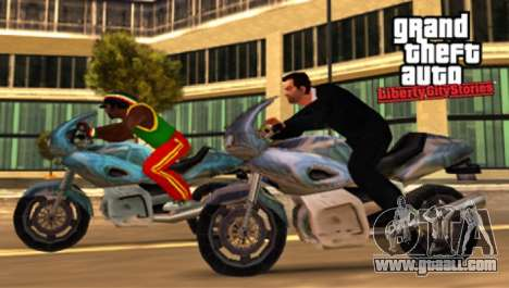 Releases for PS2: GTA LCS in North America