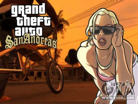 Releases 2005: GTA SA for the PC in North America