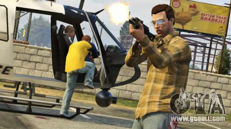 Mission GTA Online: updates from 27.08.14