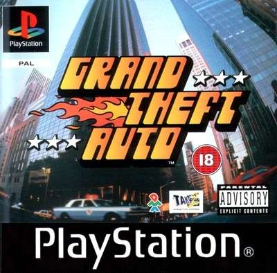 Tri City Auto >> Releases of the 90's: GTA 1 for PS in Japan
