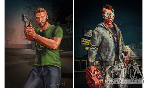 GTA Fan Pics: update from 24.09.14