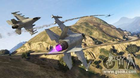 GTA Online Mission: war in heaven