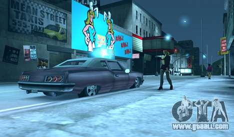 GTA 3 Liberty City