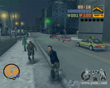 Releases 2003: GTA 3 for PC in Japan