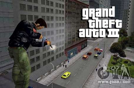 GTA 3 PSN: features of release in Japan