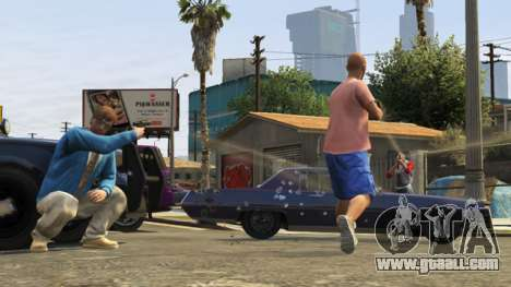 TOP 10 missions to the anniversary of GTA SA