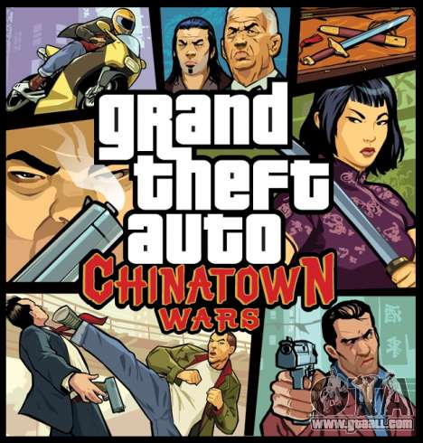 European releases: GTA CW for PSP