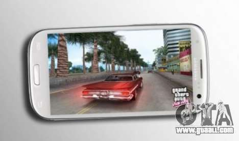 Mobile releases GTA VC Android