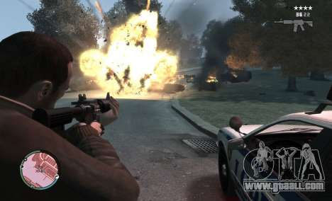 GTA 4 in the Russian Federation: release on PC