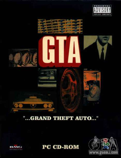 GTA 1 PC in Europe: development and release