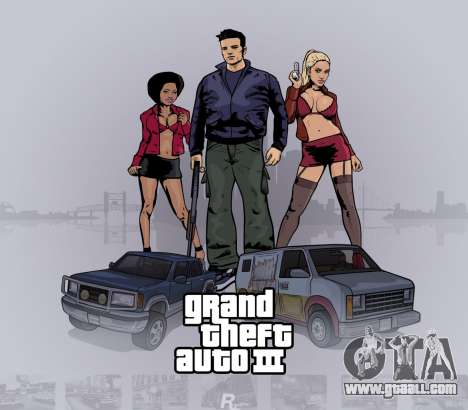 GTA 3 Xbox: output in Europe and Australia