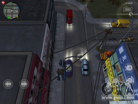 Release GTA CW for iPhone, iPod Touch