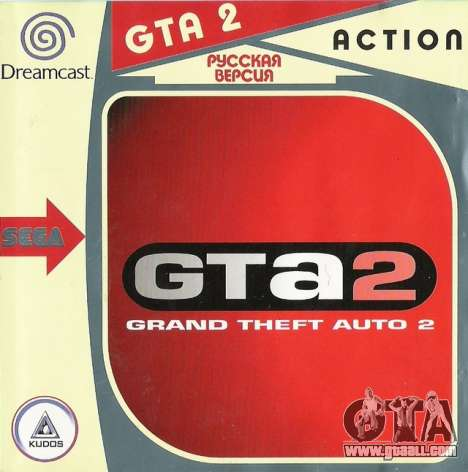 the Release of GTA 2 for the Dreamcast in America