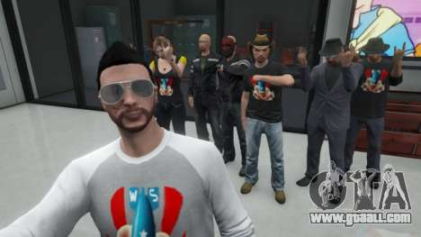 Recruitment for GTA Online Heists
