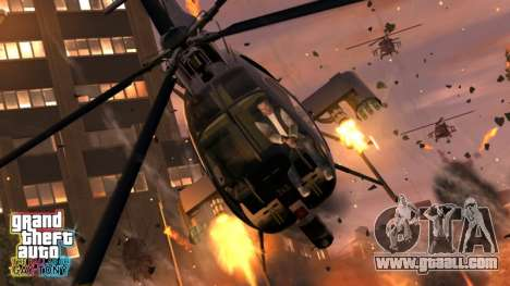 add Release GTA TBOGT PC, PS3 in Europe