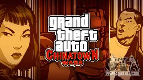 European releases: GTA CW NDS