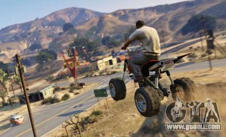 Trailers for GTA 5 Heists and for PC
