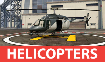 GTA 5 helicopters