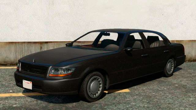 Gta Sedans The List Of All Available Passanger Sedans
