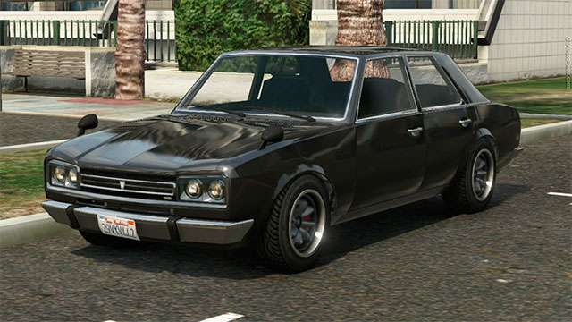 Vulcar Warrener from GTA 5