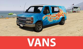 GTA 5 Vans