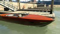 Pegassi Speeder from GTA 5 - front view