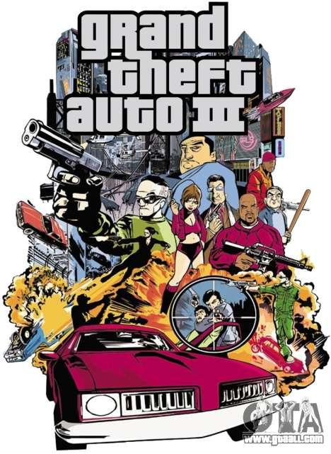 3D world GTA 3 PC: release in America