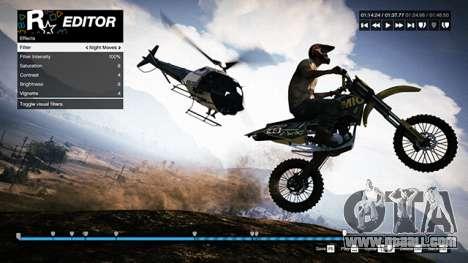 Tips for Rockstar Editor: cameras, audio