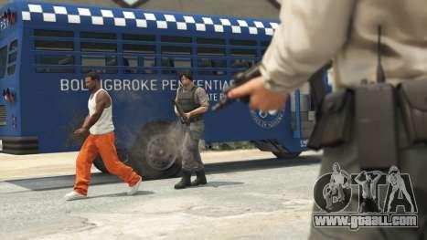 Prison Break heist in GTA Online