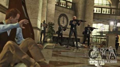 Pacific Standard heist in GTA Online